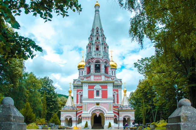 15 Ideas for Day Trips from Plovdiv - Shipka Memorial Church