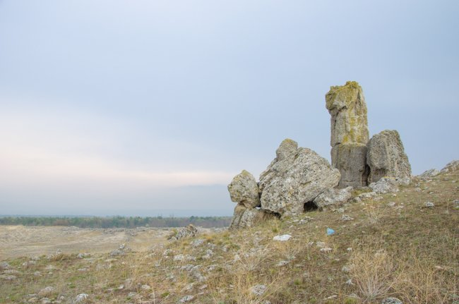 How to Get to Pobiti Kamani near Varna