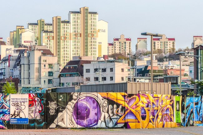 How to Plan a Seoul Itinerary for 5 Days - Hongdae