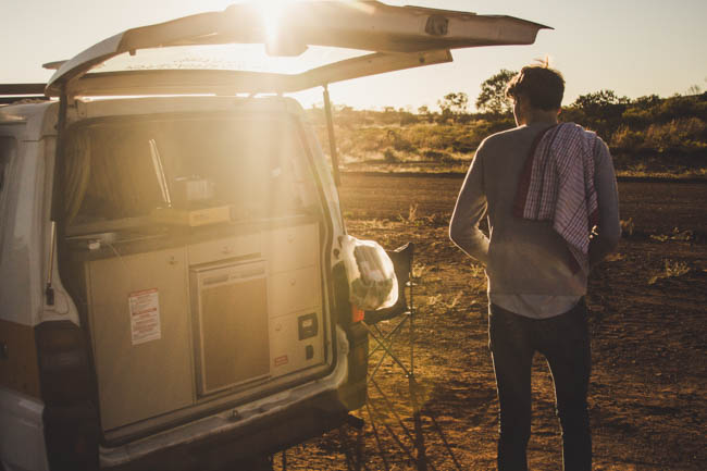 Stay Alive and Know This about Outback Camping