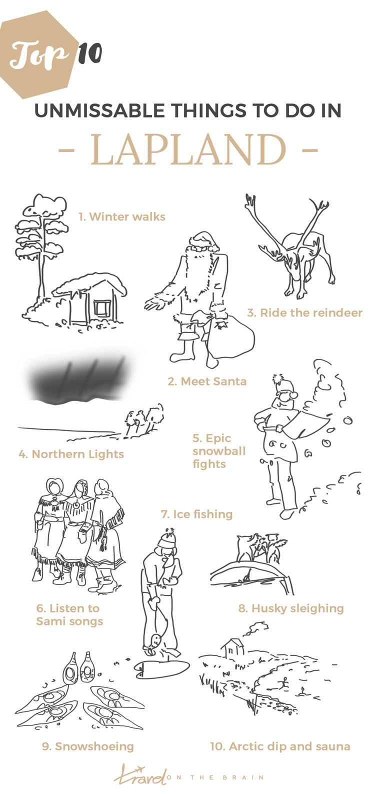 10 Unmissable Reasons to Visit Lapland this Year. Click the image to find out more.
