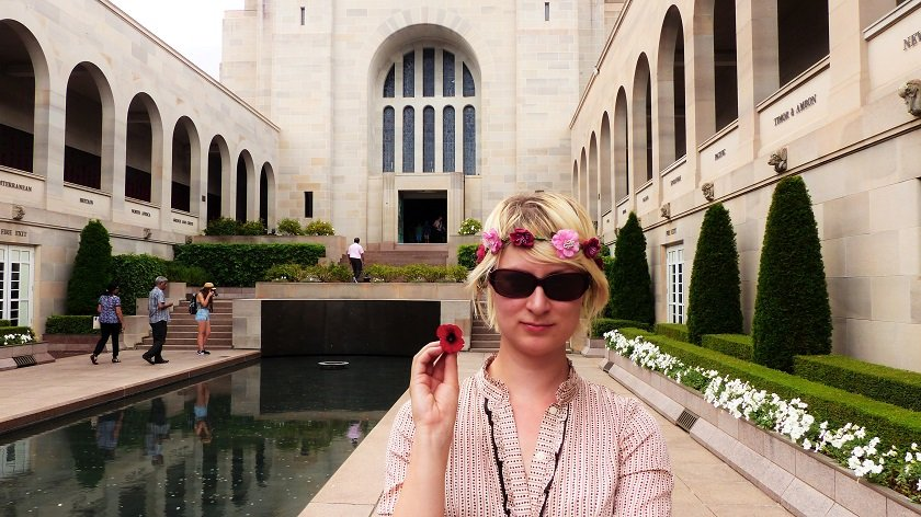 Going Political with Colourful Trips in Canberra // Sponsored