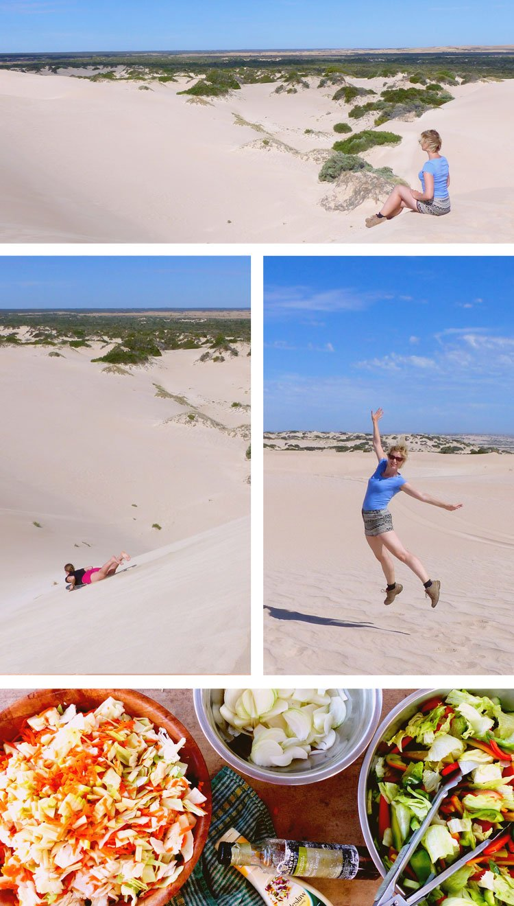 Discover the Prettiest Place to Sandboard in Australia #sp with Nullarbor Traveller