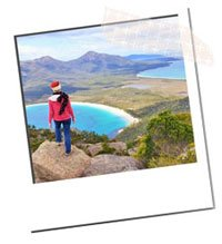Annemarie Strehl from Travel on the Brain in Tasmania