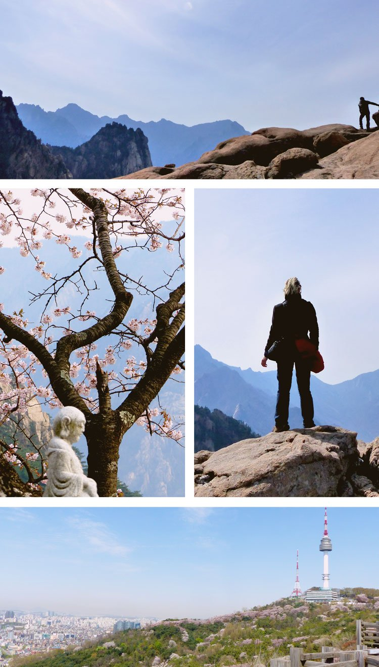 The Best Seoul Hikes in Three Day Trips