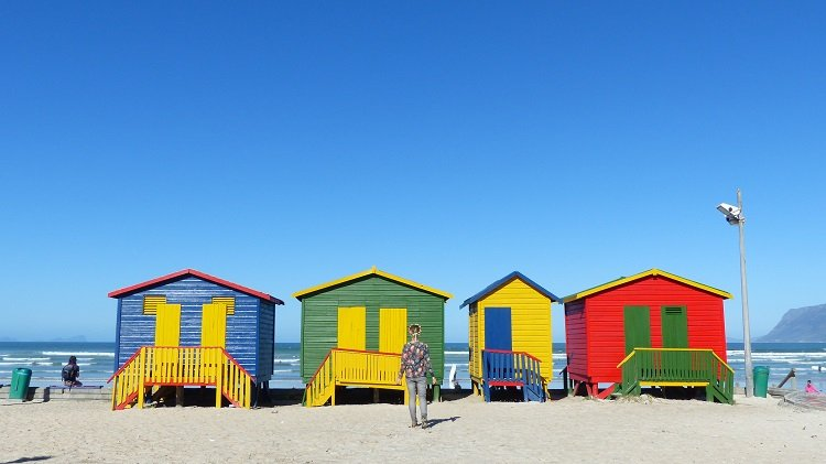 Cape Town Beaches - how to see the best of them in one day + wine #ad