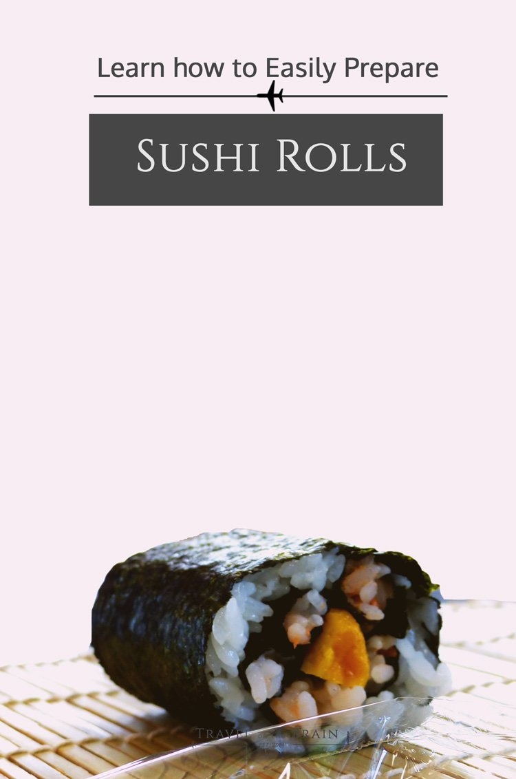 About the Art of Making Sushi in Tokyo