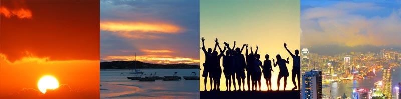 travelonthebrain-birthday-sunset