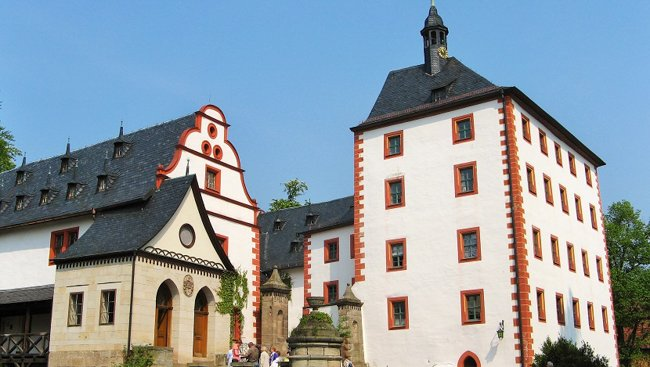 30 Castles in Germany That Will Make You Feel Like a Royal - Großkochberg