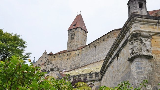 30 Castles in Germany That Will Make You Feel Like a Royal - Coburg