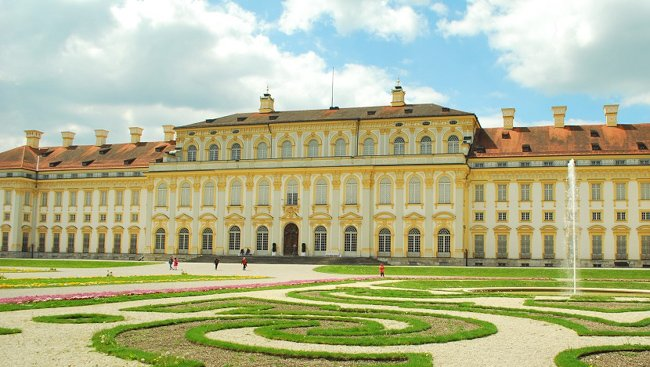 30 Castles in Germany That Will Make You Feel Like a Royal - oberschleißheim