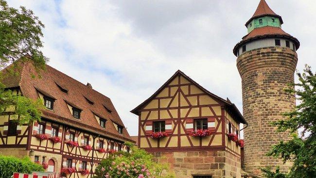 30 Castles in Germany That Will Make You Feel Like a Royal - Nürnberg