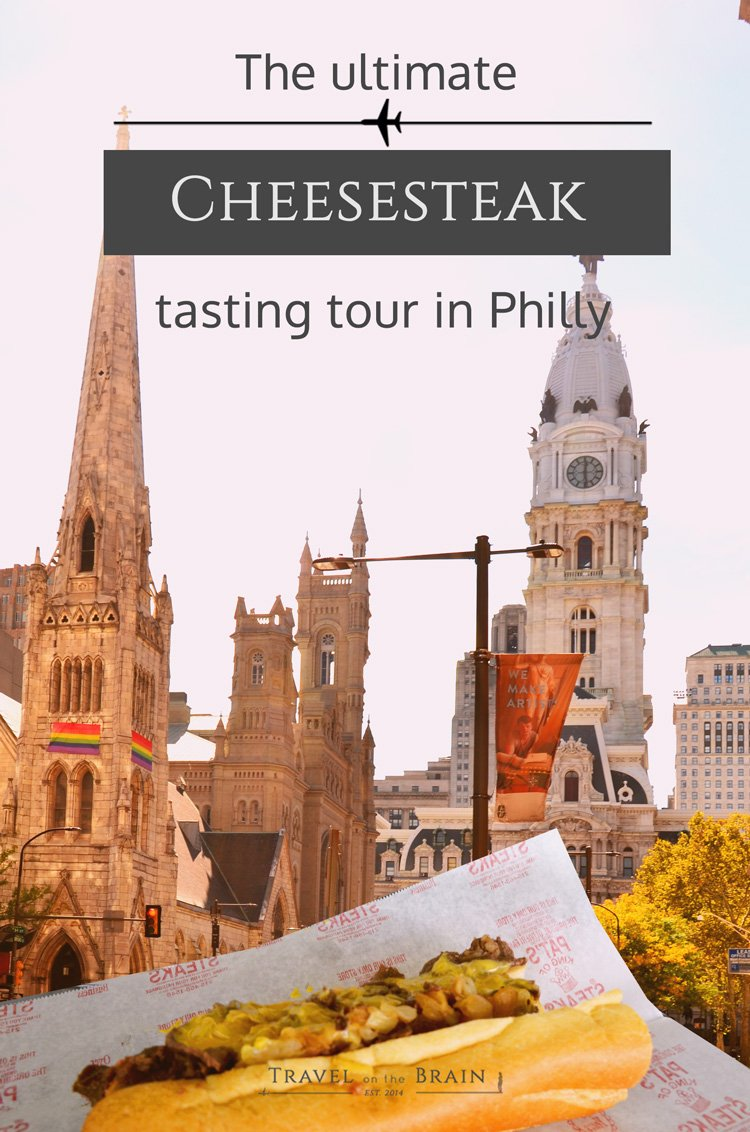 The Ultimate Cheesesteak Tasting Tour in Philadelphia