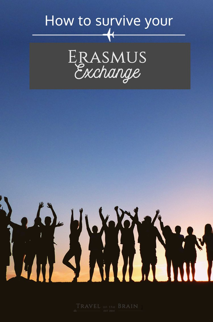 How to Survive Your First Erasmus Exchange