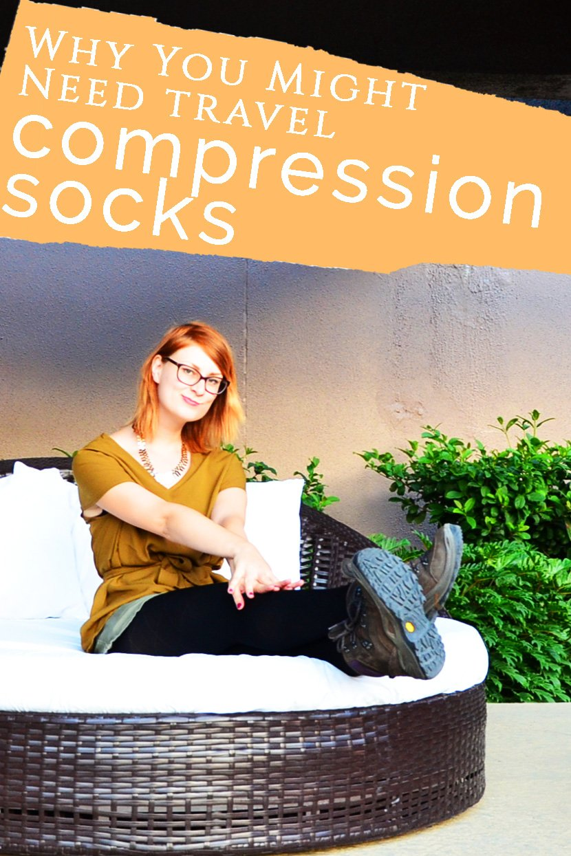 Travel Compression Socks and why You Might Need Them too