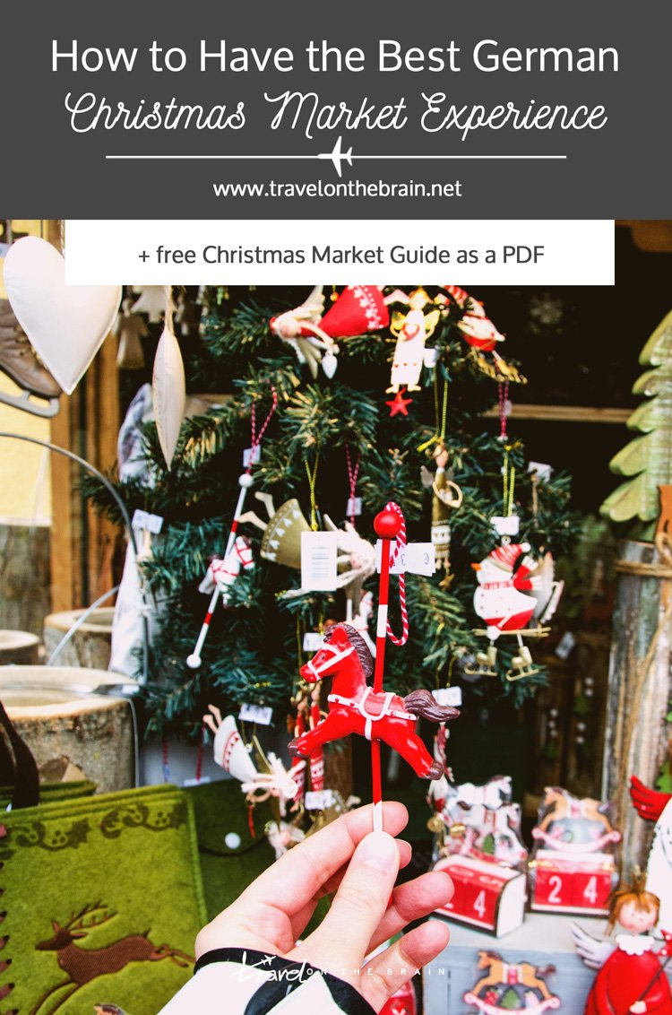 How to Have the Best German Christmas Market Experience + free Guide