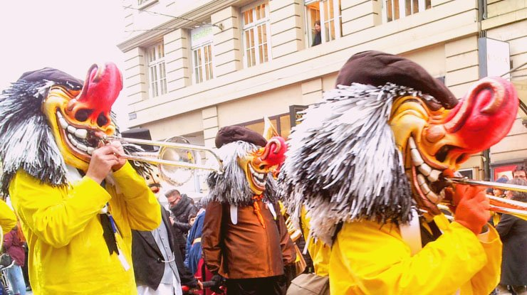 Carnivals across the world you should know about - Switzerland