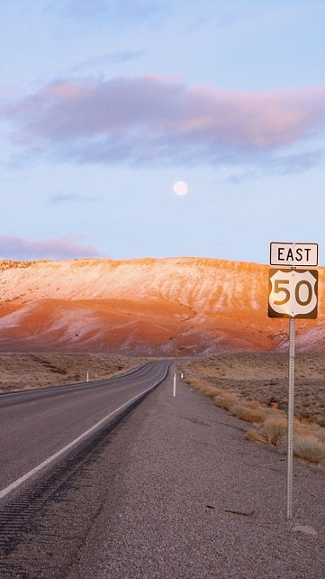 The Pony Express Nevada - Are You brave Enough?