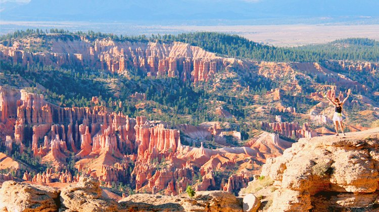 A gem in the USA: Bryce Canyon National Park