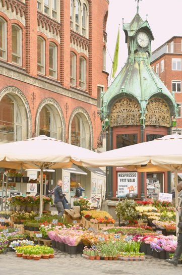 When you move to Sweden you can visit Copenhagen easily from Malmö