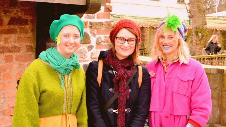 Lund Easter witches and me