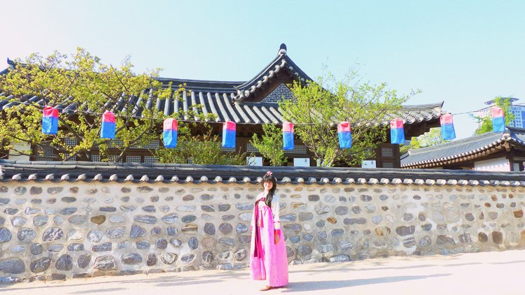 An awesome Country for Solo Travel: South Korea