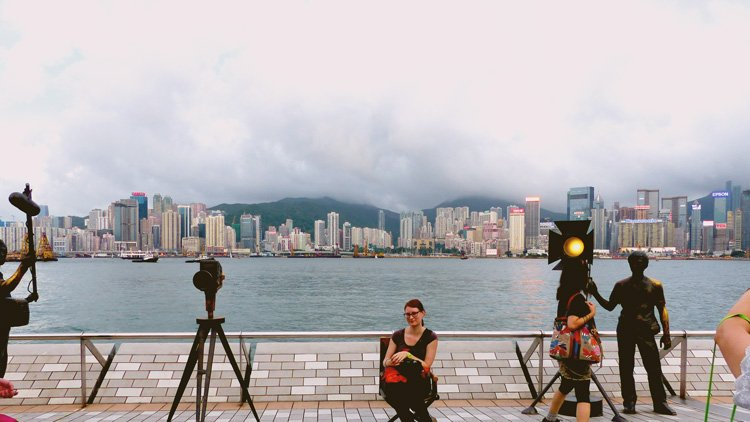 An awesome Country for Solo Travel: Hong Kong