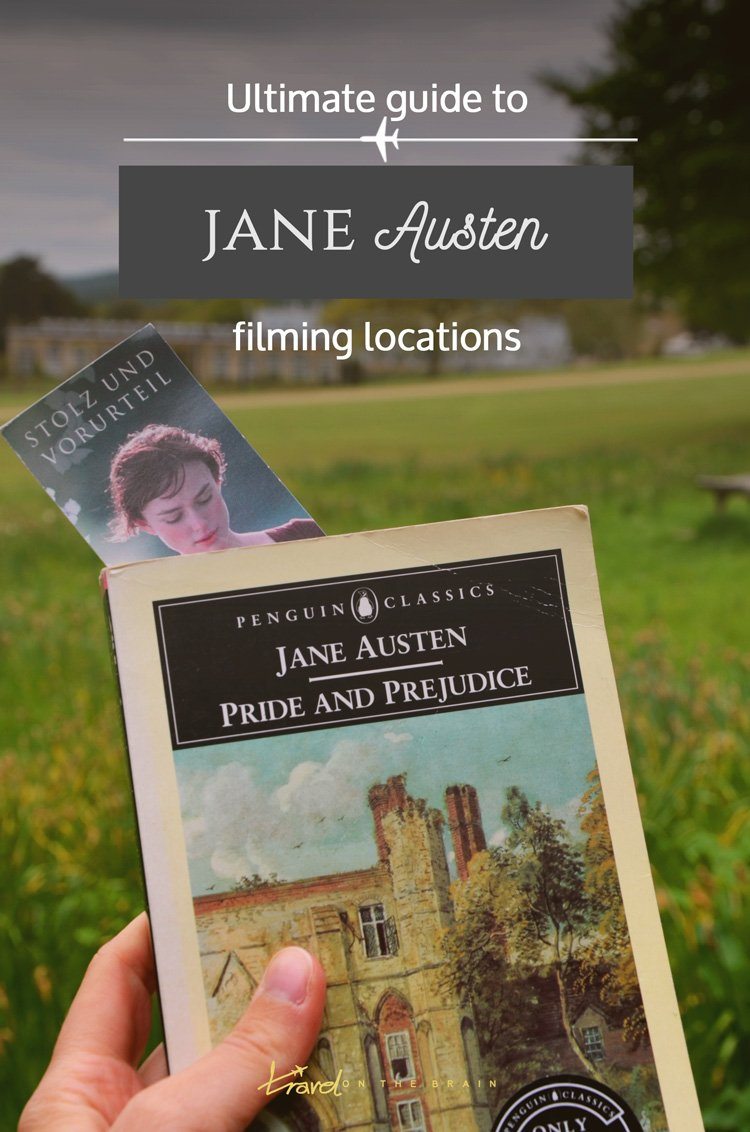 Ultimate Guide to Jane Austen Filming Locations + downloadable list for all Austen fans