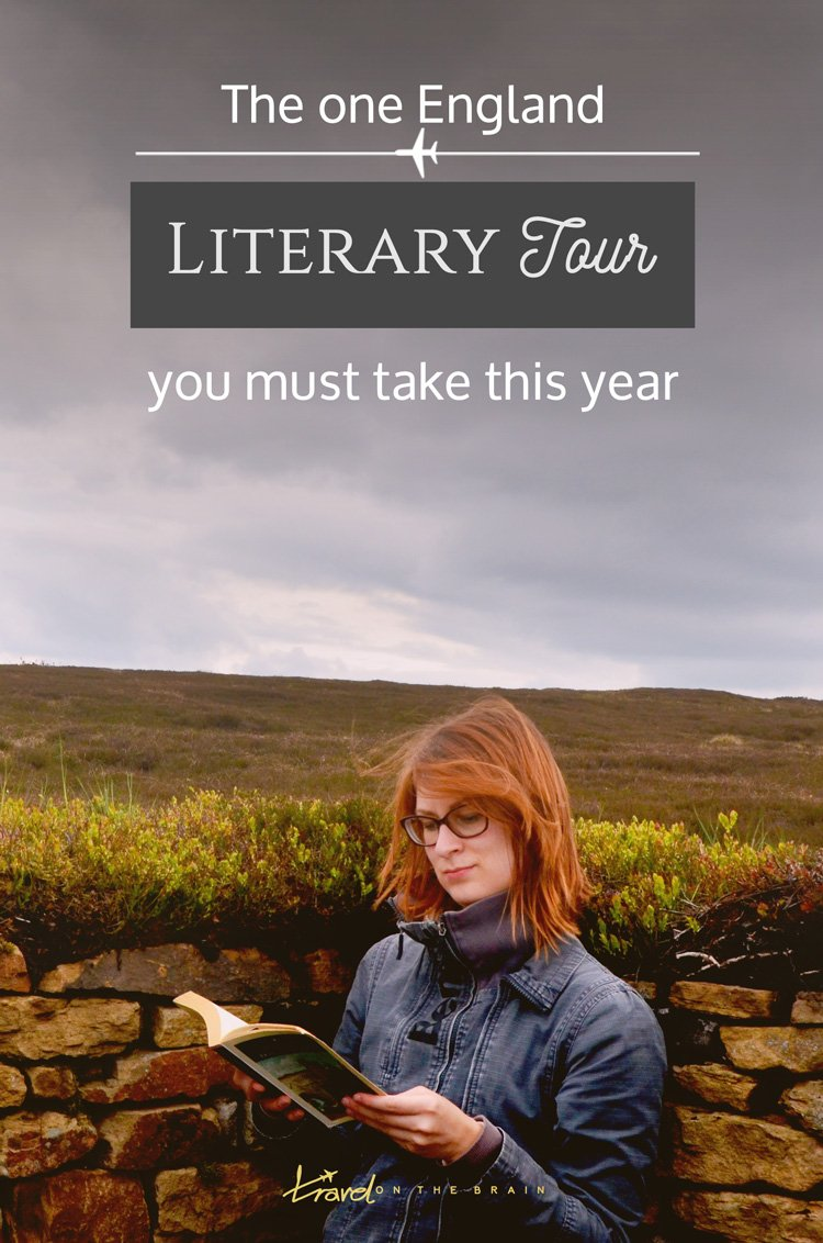 The England Literary Tour You Must Take this Year if you like Shakespeare, Jane Austen and the Brontë Sisters. // Sponsored