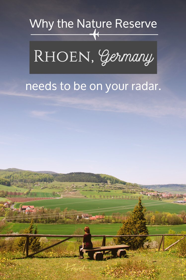 Why the Nature Reserve Rhoen Needs to Be On Your Radar - you seriously will love it and there are no tourist crowds! // Sponsored