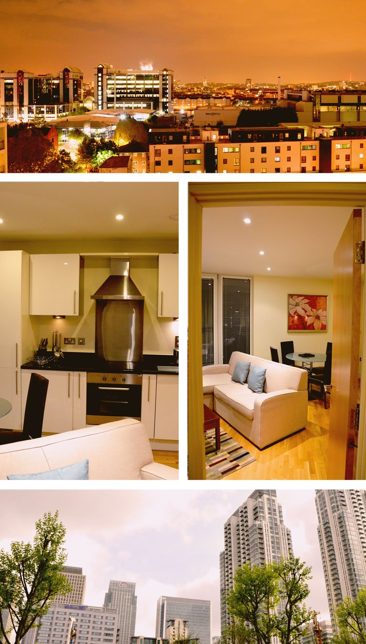 Review: Saco Apartment in London, Canary Wharf #sp