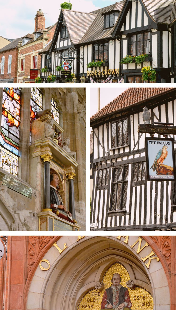 How to Have a Perfect Shakespeare Trip in England - the cities, theatres and places you need to visit if you're a fan