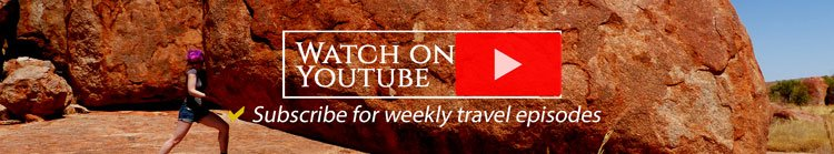 Check out my travel videos on youtube
