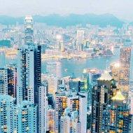 instagram roundup pic of Hong Kong