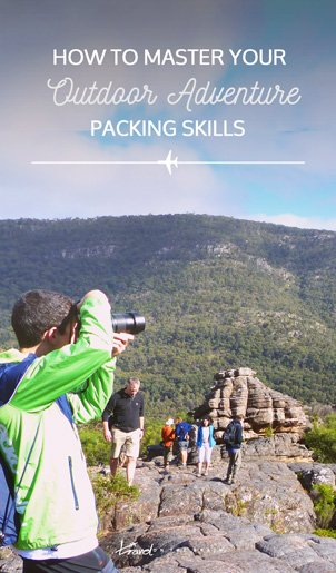 How to Master Your Outdoor Adventure Packing Skills (+ Packing Ideas)