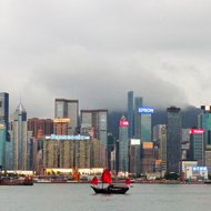 Solo travel around the world ideas - Hong Kong