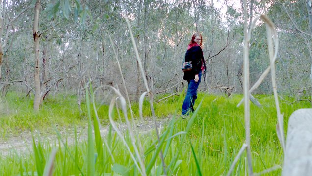 The Danger in Australia's Backyards Is Real (True Story) - treacherous grass