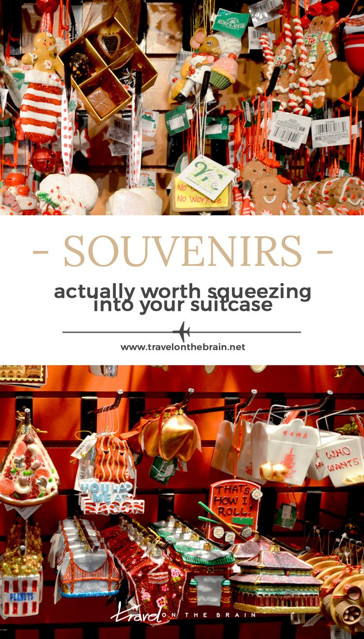 Travel Souvenirs Actually Worth Squeezing into Your Suitcase - from New Zealand, Costa RICa, the USA, France and Ireland