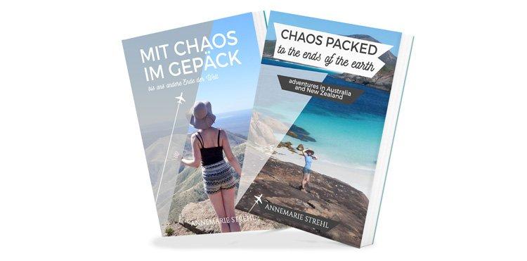 Travel books by Annemarie Strehl