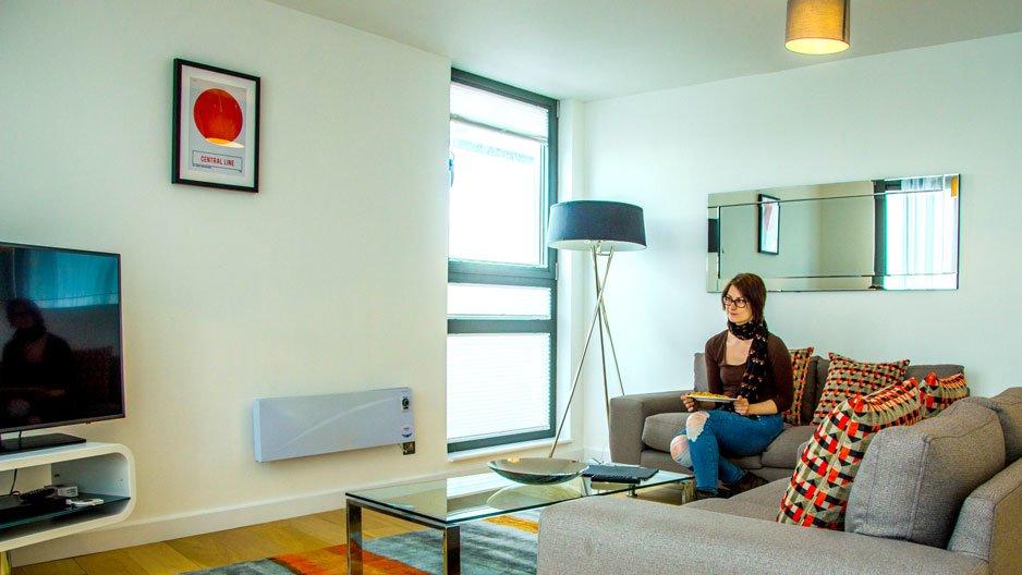 SACO Fitzrovia penthouse