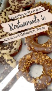 Foodies will Be Torn between these Restaurants in Houston and Galveston // Sponsored