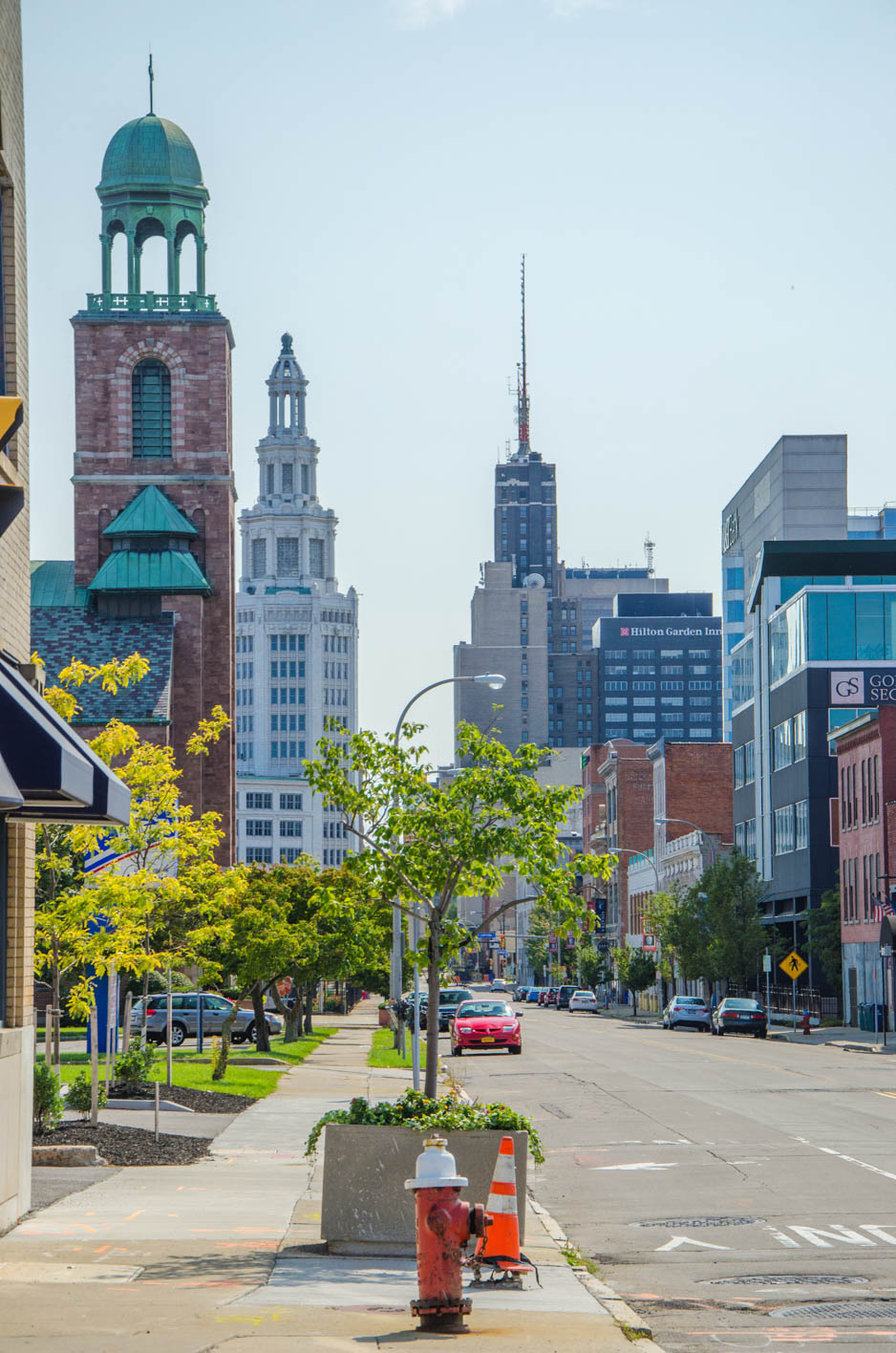 Why Visiting Buffalo on a Sunday Is a Terrible Idea (but Not for Photographers)