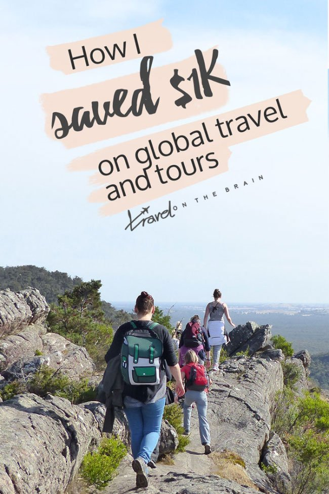How I saved $1K on Global Travel and Tours through Clever Planning