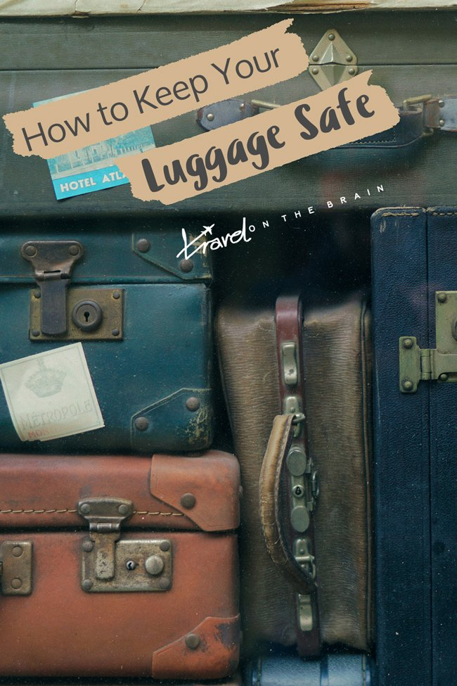 How to Secure Luggage – And When it Backfires