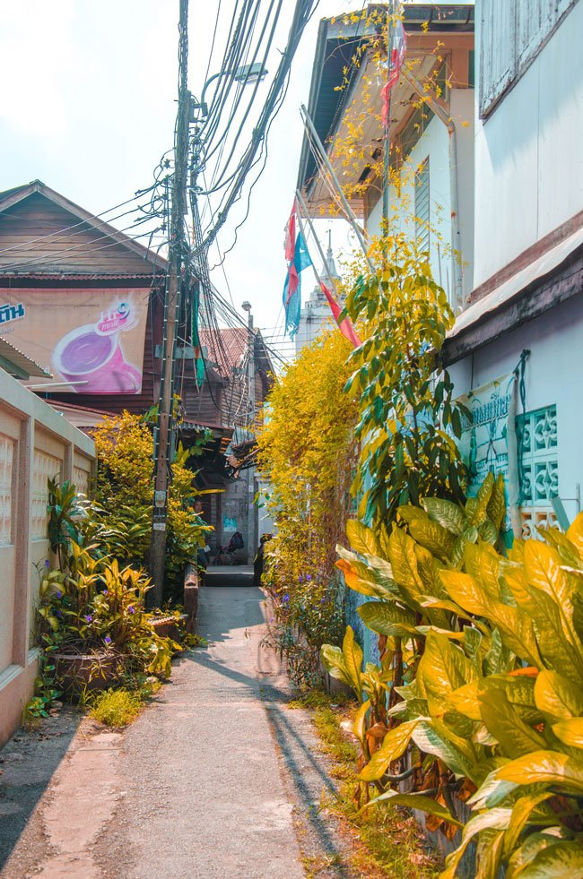 The Best Area to Stay in Bangkok for Photographers
