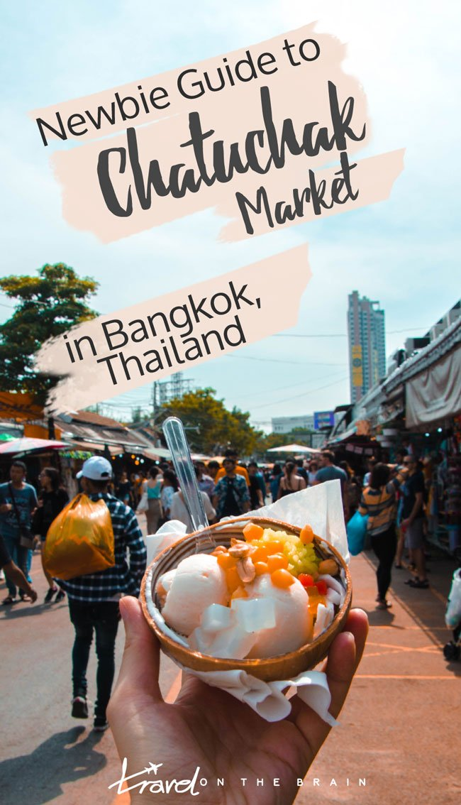 Your Newbie Guide to Chatuchak Market in Bangkok