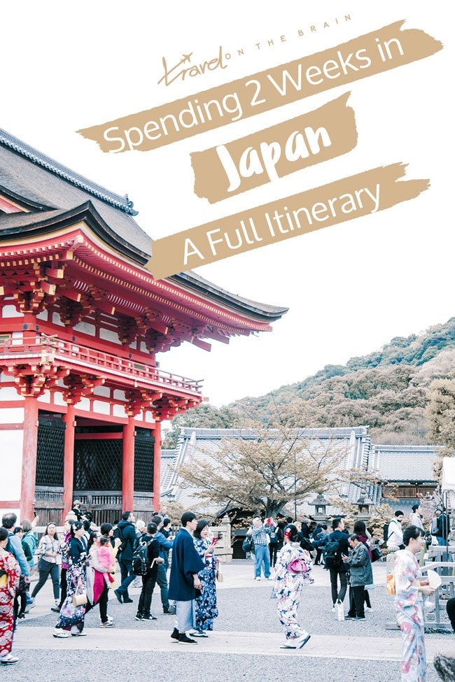 2 Weeks in Japan - Where to Go, What to See