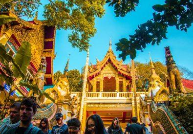 3 Day Itinerary for Chiang Mai, Chiang Rai and Surroundings