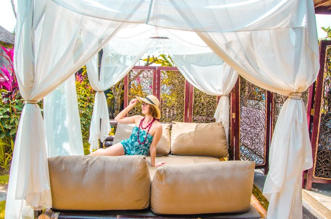 My Nomadic Life in South East Asia - chilling on Bali