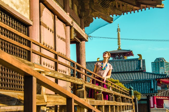 My Nomadic Life in South East Asia - all the Japanese temples and shrines!